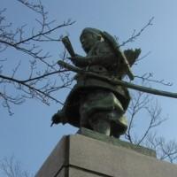 飯盛山(生駒山地)に登りました