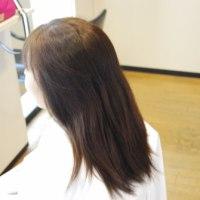 ピュアミングとバイオプログラミングで髪が変わる(^o^)(^o^)