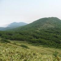 横津岳~袴腰岳へ2