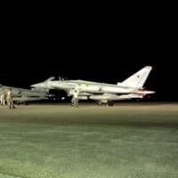 英空軍タイフーン初来日!