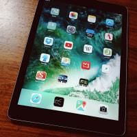 iPad 5thを購入した