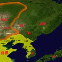 朝鮮半島の先史時代と三国時代の間 その1