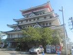 熱海城とトリックアート迷宮館