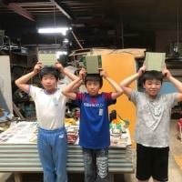 増穂北小学校職場見学 2017