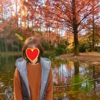 晩秋の万博記念公園デート!