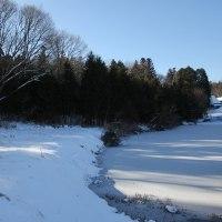 休憩時間の雪国