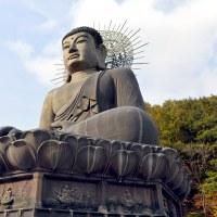 大統一大仏像・新興寺☆雪岳山国立公園・韓国から