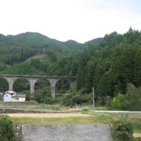 奈良尾橋(宝珠山橋梁) 福岡県東峰村