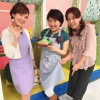 奈良テレビ放送 ゆうドキッ! ドキッとクッキング!