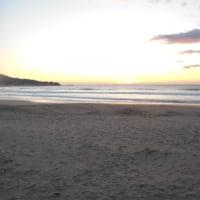 1月18日御宿海岸