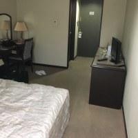 磐田グランドホテルに泊まっています