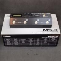 BOSS MS-3 Multi Effects Switcher が入荷致しました!!
