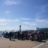 小名浜は今日は晴れていた