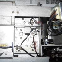 九四式三号甲無線機三六号型通信機受信部の修復作業記録 その9 (2016年12月26日)