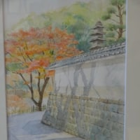 29展ー(4)岡崎昇 透明水彩画展より —8