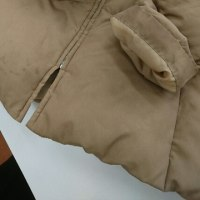 ダウンジャケットの汚れ、クリーニングでキレイにします