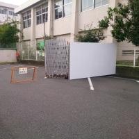 耐震化工事をむかえる市の青少年センター。10月21日(金)のつぶやき