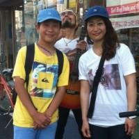俺「Mash」が贈る「Jerry's(自転車部)」の新企画!「湘南レンタサイクル列伝」!第四回は滋賀県からお越しの「リベンジを約束した親子」の登場だぜ!