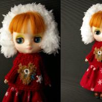 ミディちゃんのクリスマスセット・・・