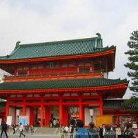 日本の風景。(平安神宮)