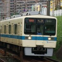 2016年10月23日 小田急 百合ヶ丘  8063F 快速急行新宿