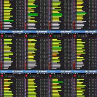 5/21-22:AzEl正常受信継続中! 1時間毎スマホQZS-1モニタリング