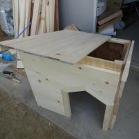 犬小屋制作 その2