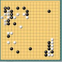 囲碁初対面打ち