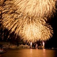 2016 第26回Fukuoka東区花火大会 4(フィナーレはいつものように感動のスターマインが)《福岡市東区香椎》