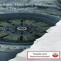 南極にあるピラミッド ?
