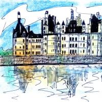 シャンボール城 France