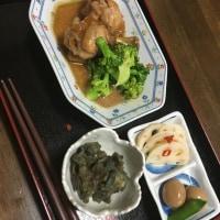 2017年5月19日夕食