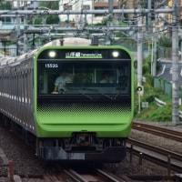 東京の電車 山手線