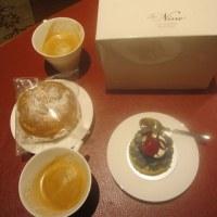 ホテルオークラプレステージ台北 ケーキ