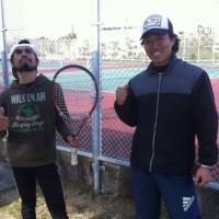 テニス「JTPツアー2017」は第二回大会!今シーズン初の「ハード・コート」での大会です!全豪に負けない熱戦だったぜ!勝ったのは誰だ?