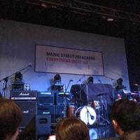 manic Street Preachers @新木場 11/08/16