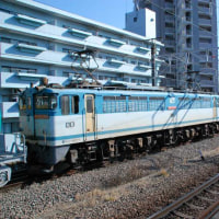 直流電気機関車 EF65-1089 ネタ釜のという記事を見つけて