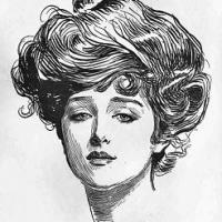 Gibson Girl ギブソン ガール