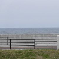 今日の集会所でも「海」が見えた!!