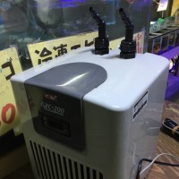 中古 GEX クーラー GXC-200