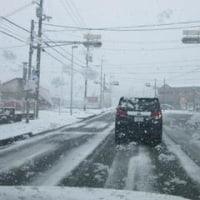 加東の雪景色-平地も積雪