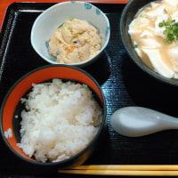ミニゆし豆腐定食