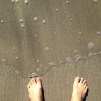 それは太陽と番った海だ