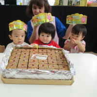お誕生日会&お弁当会(^^♪