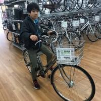 4代目の自転車