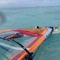 サイパン53日目 最終日前日 マニャガハ沖で乗りました