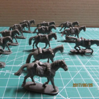 WW2 German Cavalry Division (1/72)