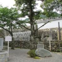 比叡山麓 門前町 坂本散策