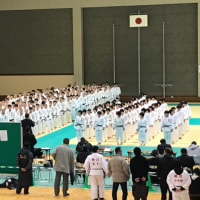 高校生の試合(個人戦、1月15日(日))