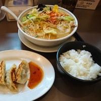 川崎・百菜 で 毎日野菜味噌たんめん
